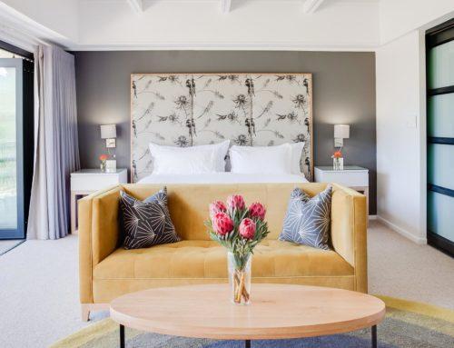 Banhoek Lodge – interiors & exteriors