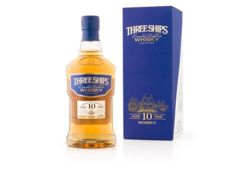 Three Ships Whisky limited edition